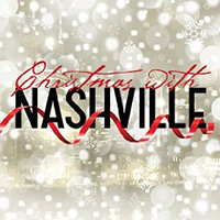 CD Cover: Various Artists - Christmas with Nashville