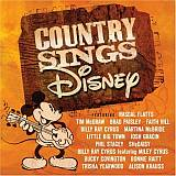 CD Cover Various Artists - Country Sings Disney