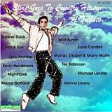 CD Cover Various Artists - Elvis Goes to Country Heaven
