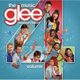 CD Cover Glee Season 2 Vol 4