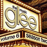 CD Cover Glee Season 2 Vol 6