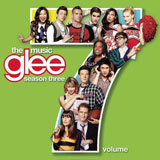 CD Cover Glee Season 3 Vol 7