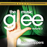 CD Cover Glee: Showstoppers (Vol. 3)