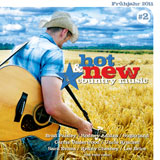CD Cover: Various Artists - Hot & New Country Music, Volume 2