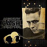 Various Artists - Johnny Cash Remixed CD Cover