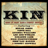 CD Cover: Various Artists - KIN: Songs by Mary Karr and Rodney Crowell
