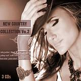 CD Cover Various Artists - New Country Collection, Volume 2