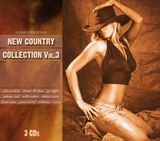 CD Cover Various Artists New Country Collection, Volume 3