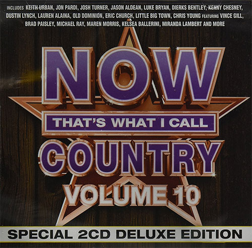 VA - NOW That's What I Call Country Vol. 10