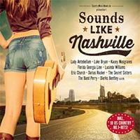 CD-Cover: Sounds Like Nashville