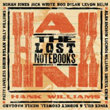 CD Cover: Various Artists - The Lost Notebooks of Hank Williams