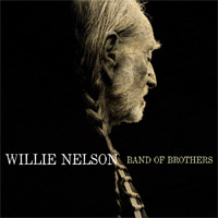 CD Cover: Willie Nelson - Band of Brothers