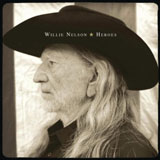 CD Cover: Willie Nelson - Heroes