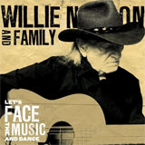 CD Cover: Willie Nelson - Let's Face The Music And Dance