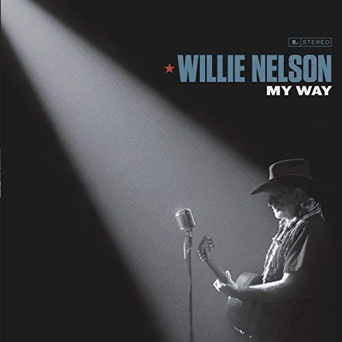 CD Cover: Willie Nelson - My Way