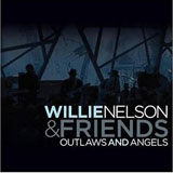CD Cover Willie Nelson - Outlaws And Angels