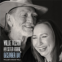 CD Cover: Willie Nelson & Bonnie Nelson - December Day: Willie's Stash, Volume 1