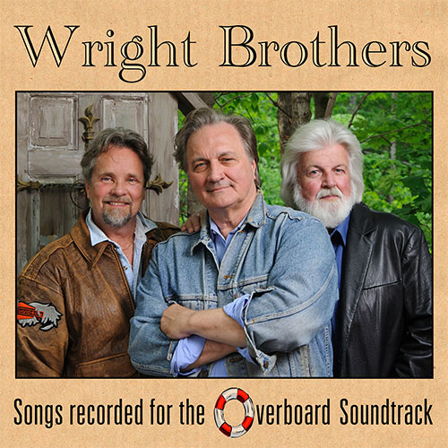 CD Cover: Wright Brothers - Songs Recorded for the Overboard Soundtrack