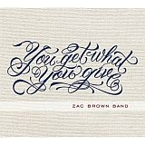 CD Cover: Zac Brown Band - You Get What You Give