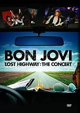 Bon Jovi Lost Highway The Concert DVD Cover