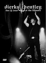 Dierks Bentley Live and Loud DVD Cover