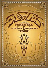 DVD Cover: Eagles - Farewell I Tour: Live from Melbourne