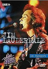 Jim Lauderdale in concert DVD Cover