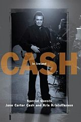 Johnny Cash in Ireland DVD Cover