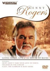 Kenny Rogers Going Home DVD Cover