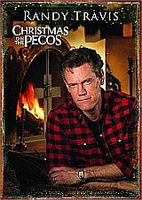 Randy Travis - Christmas On The Pecos DVD Cover