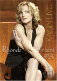 Rhonda Vincent And The Rage - Ragin Live DVD Cover