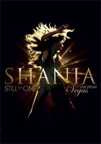 DVD Cover: Shania Twain - Still the One - Live from Vegas