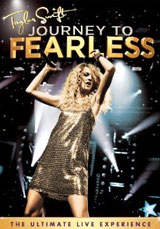 DVD Cover: Taylor Swift - Journey to Fearless
