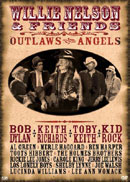 Willie Nelson And Friends Outlaws And Angels DVD Cover