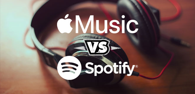 Apple Music vs. Spotify