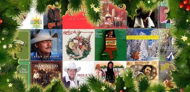 Country Christmas Selection
