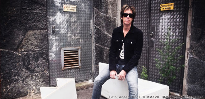 Per Gessle, Foto: Anders Roos; © MMXVIII BMG Rights Management