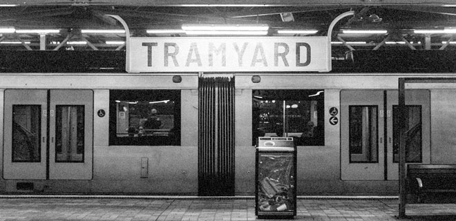 Tramyard - People Puttin' People Down