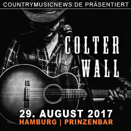 Colter Wall Hamburg 2017