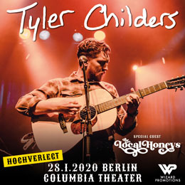 Tyler Childers Berlin 2020