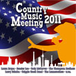CD Cover: Country Music Meeting 2011