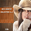 CD Cover: CountryMusicNews.de New Country Collection, Volume IV