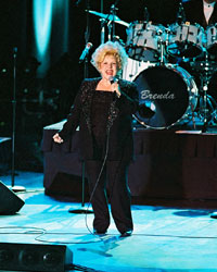 Brenda Lee; Photo: Donn Jones