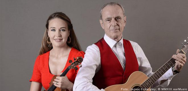 Francis Rossi & Hannah Rickard