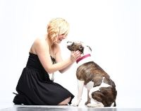 Gwen Sebastian und Angel