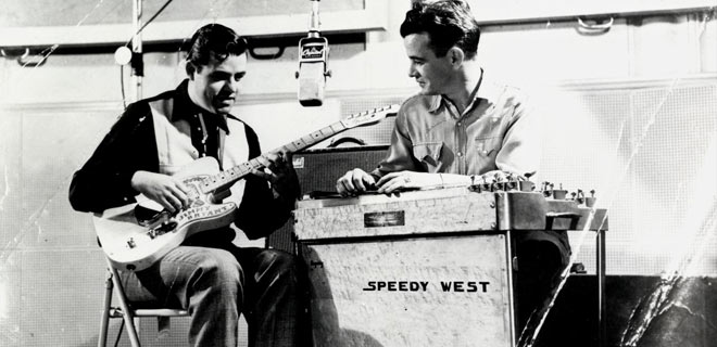 Jimmy Bryant & Speedy West