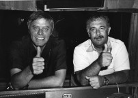Tom T. Hall und Jerry Kennedy; Foto: Jerry Kennedy