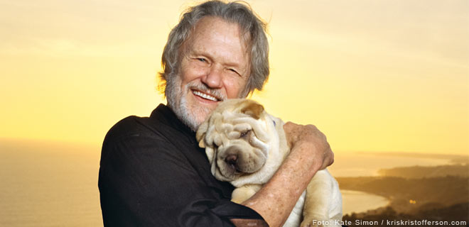 Happy Birthday, Mister Kris Kristofferson