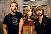 Lady Antebellum; Capitol Records Nashville; Foto: David Johnson
