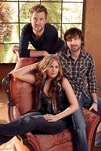 Lady Antebellum; Captiol Records Nashville; Foto: Andrew Southam
